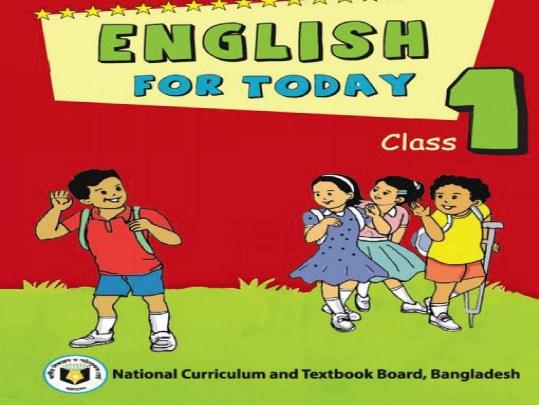 Class 1 English Book PDF