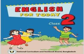 Class 2 English Book