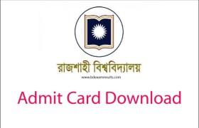 RU Admit Card Download