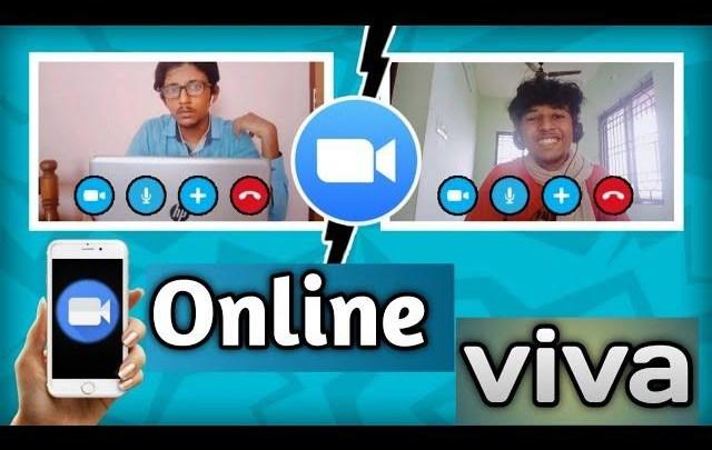 NU Honours 4th Year Online Viva Exam