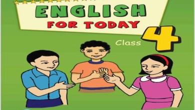 Class 4 English Book