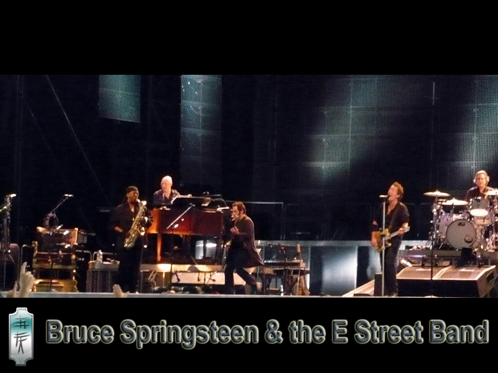 Bruce & the E-Street Band