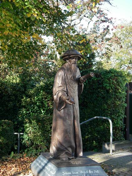 Denkmal in Lüftelberg