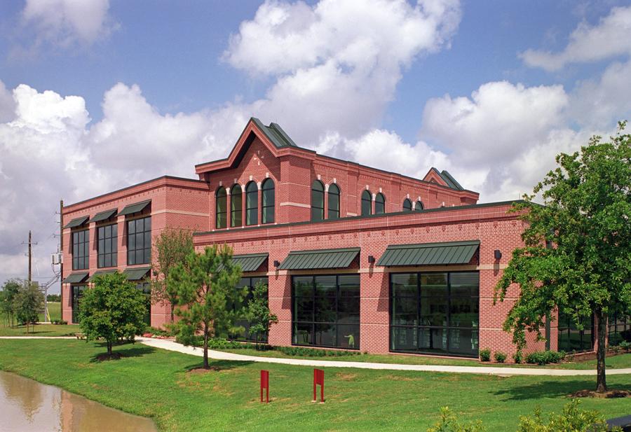 Cinco Ranch Library - 2