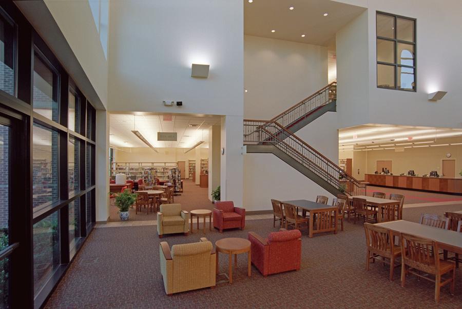 Cinco Ranch Library - 3
