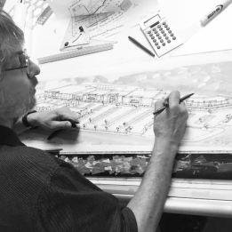 Marc Sketching