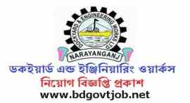 Dockyard and Engineering Works Limited Job Circular 2020