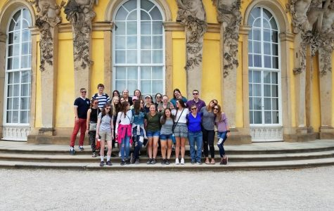 BDHS Students Tour Berlin, Krakow, Vienna, and Budapest