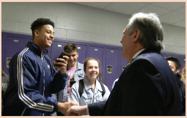 PWCS Lends a Helping Hand During the Government Shutdown