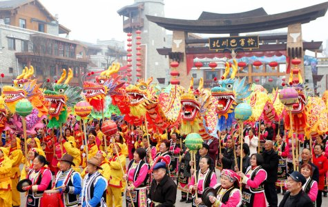 Cultural Traditions: The Chinese New Year