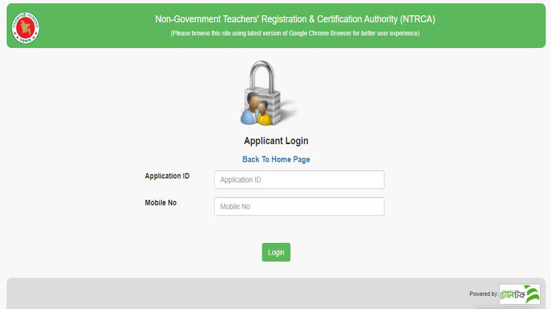 ntrca recommendation letter download, login ntrca failed