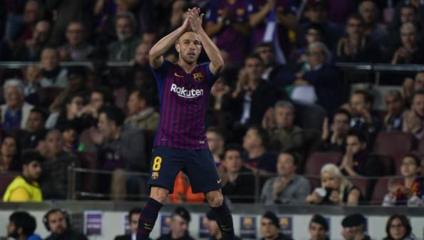 Arthur says goodbye to Camp Nou after shining against Inter