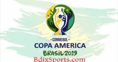 copa america 2019 live