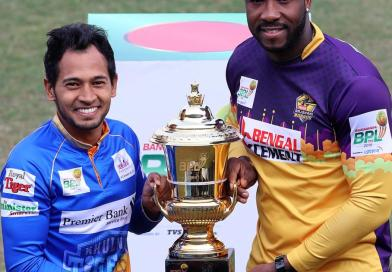 Rajshahi, Khulna vie for BPL title Friday