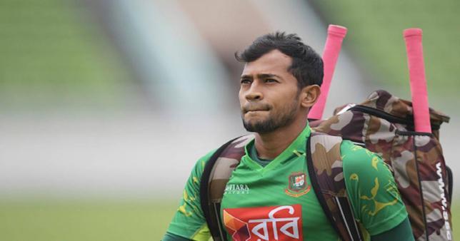 Bangladesh wicketkeeper-batsman Mushfiqur Rahim. Photo: UNB