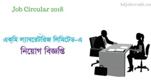 Acme Laboratories Job Circular
