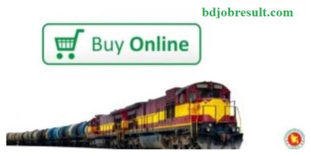Buy Bangladesh Railway Ticket Online