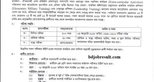 Cadet College Class Seven Admission Circular