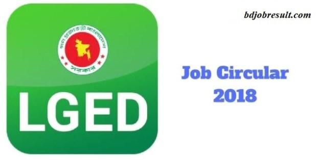 LGED Job