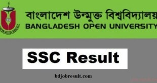 Open University SSC Routine