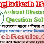 Bangladesh Bank Question Solution