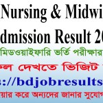 Nursing & Midwifery Result