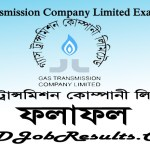 GTCL Exam Result 2020
