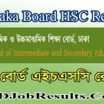 Dhaka Board HSC Result 2020