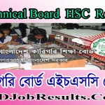 Technical Board HSC Result 2020