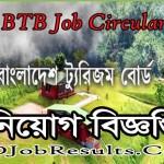 BTB Job Circular 2021