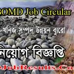 BOMD Job Circular 2021