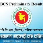 42th BCS Preliminary Result 2021