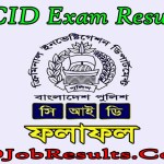 CID Exam Result 2021