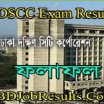 DSCC Exam Result 2021