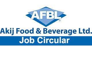 Akij Food and Beverage Ltd Job Circular