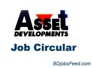 Asset Developments Job Circular