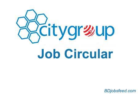 City Group Job Circular