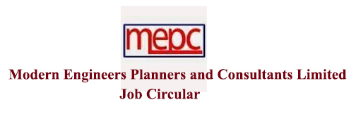 Modern Engineers Planners and Consultants Limited Job Circular