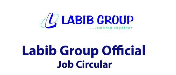 Labib Group Official Job Circular