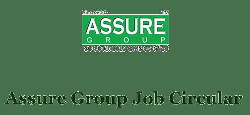 Assure Group Job Circular