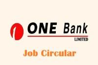 ONE Bank Limited Job Circular