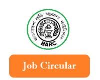 BARC Job Circular - Bangladesh Agricultural Research Council