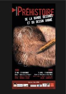 Affiche Expo Préhistoire