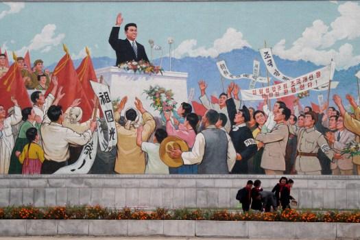 Pyongyang, Korea