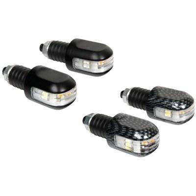 Lampa LED Motorcycle Bar End Indicators Main Image
