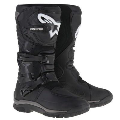 Alpinestars Corozal Adventure Drystar Motorcycle Boots Black