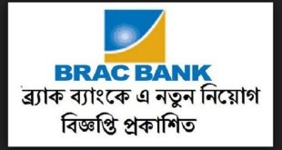 BRAC Bank Limited Job Circular 2018