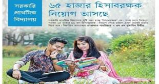 Primary Upcoming Job Circular Accountant Post 2019
