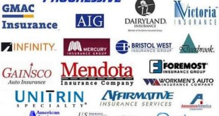 The Top Ten Largest Auto Insurance Companies of 2019