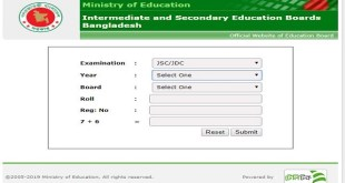 JSC Result 2019: All Education Board Result